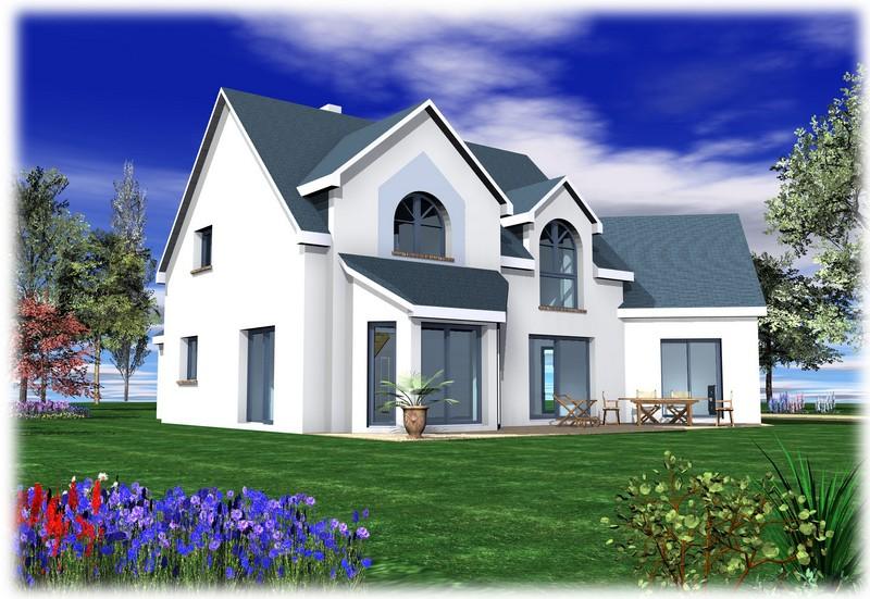maisons individuelles basse consommation rt 2012 dieppe 76. Black Bedroom Furniture Sets. Home Design Ideas